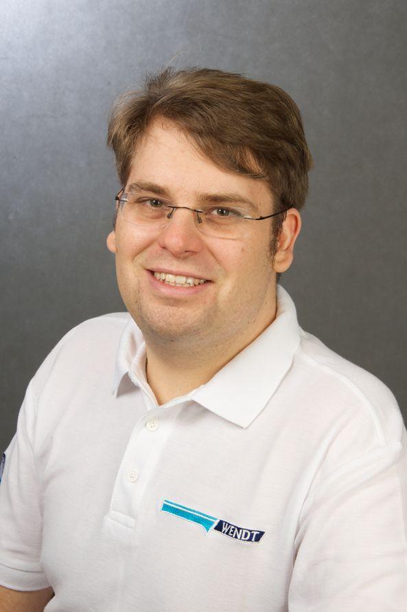 Enrico Wendt, Geschäftsführer, Kaufmännische Leitung